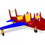 Игровой макет «Самолет»