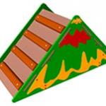 Лесенка-лаз «Вулкан»