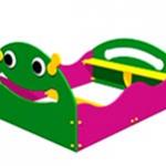 Детская песочница «Гусеничка»