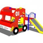 Макет-комплекс «Пожарный»