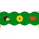 Ограждение детской площадки «Лесная полянка»